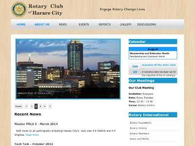 Rotary Club of Harare City