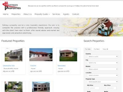 Hartman Properties